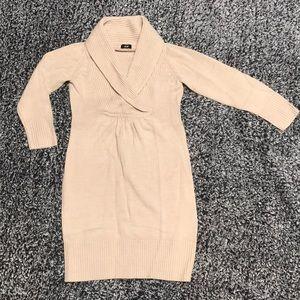 H&M sweater dress!